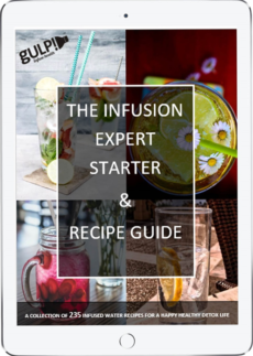 The Infusion Expert Starter and Recipe ebook