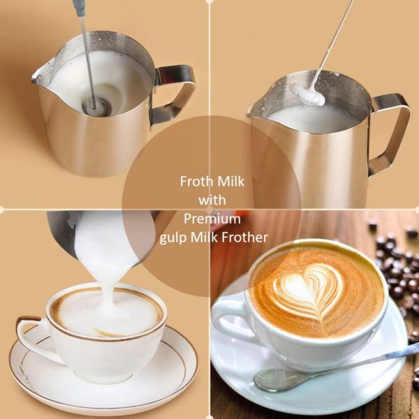 Coffee milk Frother