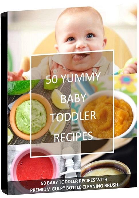 gulp Baby Toddler Recipe ebook